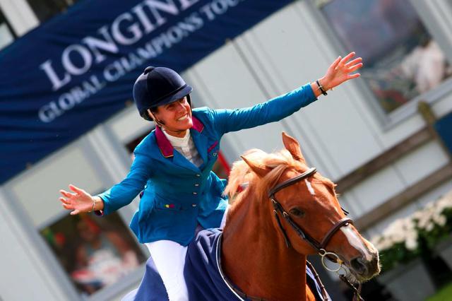 Frauenpower! Luciana Diniz und Lady Lindenhof. © Stefano Grasso/LGC