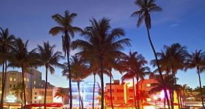 Wer kennt ihn nicht, den berühmten Ocean Drive in South Beach? © LGCT