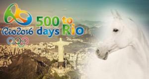 In 500 Tagen gehen sie los, die Olympischen Spiele 2016! © rio2016.com