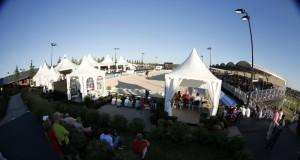 Zählt zu den Top-Turnieren der internationalen Dressur - die Peterhof Dressur Gala. © Jacques Toffi