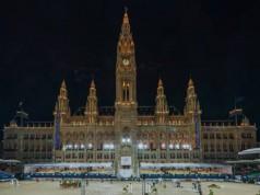 Internationaler Spitzensport vor einer Traumkulisse - das VIENNA MASTERS 2015 kann kommen! © Helmut Harringer – www.speedlight.at