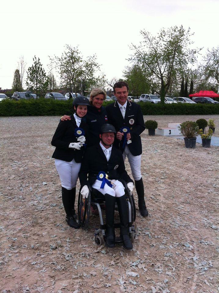 Wir ziehen den Hut vor unseren erfolgreichen Para-Sportlern! © Privat
