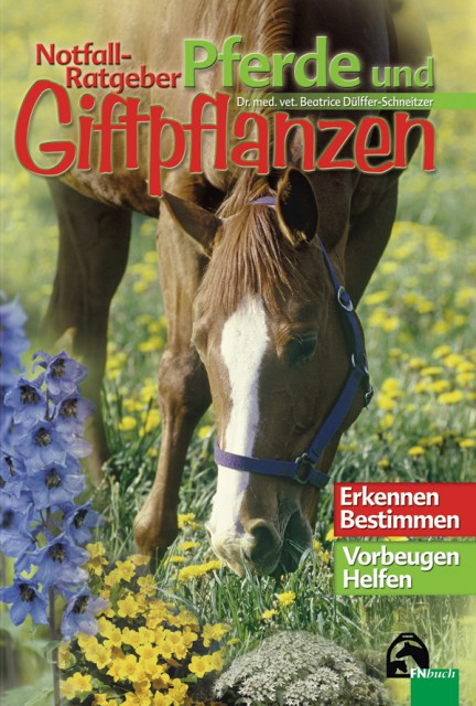 Buchcover_NotfallRatgeber_PferdeUndGiftpflanzen