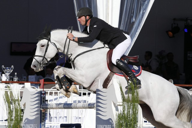 Jur Vrieling has been disqualified from the competition at the Olympic Games in Rio 2016. © Stefano Grasso / Archiv
