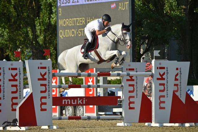 In Linz wird aufgrund vom hohen Nennergebnis nur ein Start pro Pferd und Tag möglich sein. © Sibil Slejko