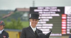 Unee BB kann mit Jesscia von Bredow-Werndl in Omaha nicht an den Start gehen. © Fotoagentur Dill / Archiv