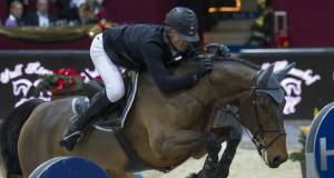 Paul Estermann soll seine Pferde, unter anderem auch Castlefield Eclipse, mit Peitschenschlägen misshandelt haben. © Nini Schäbel