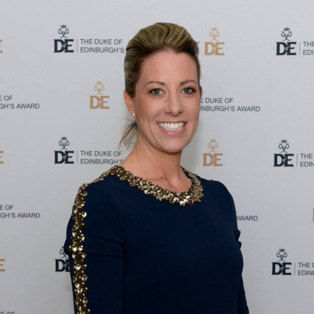 Charlotte dujardin startet als model durch equestrian for Dujardin facebook