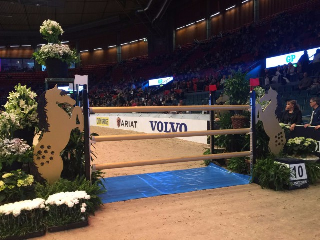 Parcoursbesichtigung Longines FEI World Cup™ Jumping Final I. © EQWO.net