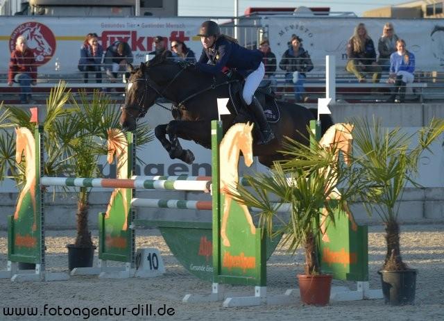 Zwei Platzierungen für R34-Teamreiterin Marie Sebesta in Lamprechtshausen (S). © Fotoagentur Dill