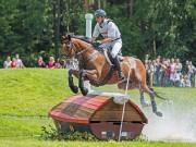 Andreas Dibowski ist gleich mit vier Pferden im Olympiakader vertreten. © FEI
