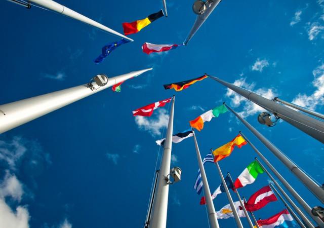Österreicher, Deutsche, Schweizer und viele weitere Nationen nahmen teil.  © Symbolbild Shutterstock / Botond Horvath