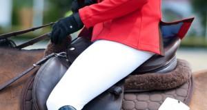 In der Körpermitte des Pferdes zu sitzen ins ein Aspekt vom Centered Riding® © Shutterstock | Ventura