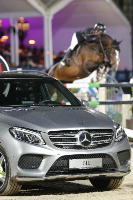Mercedes-Benz. Die erste Alternative zum schönsten Tier der Welt. Seit 1886. © Stefano Grasso
