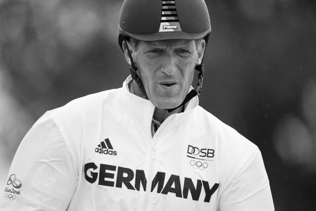 Jumping superstar, Ludger Beerbaum, announced his retirement from the German national team today. © Richard Juillart/FEI