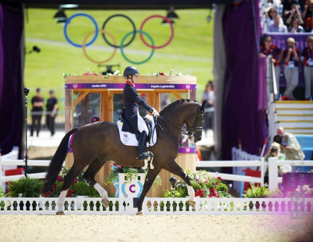Olympiasieger, Weltmeister, Europameister! Werden Charlotte Dujardin (GBR) und Valegro es auch heuer zu Olympischem Gold schaffen? © Arnd Bronkhorst - www.arnd.nl