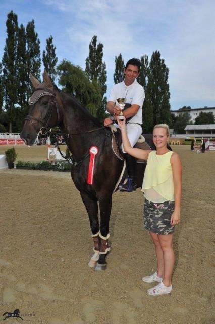 Peter Englbrecht konnte in Linz einmal mehr punkten. © sIBIL sLEJKO