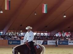 Gennaro Lendi (ITA) - die Nummer eins im FEI Ranking Reining 2017. © EQWO.net