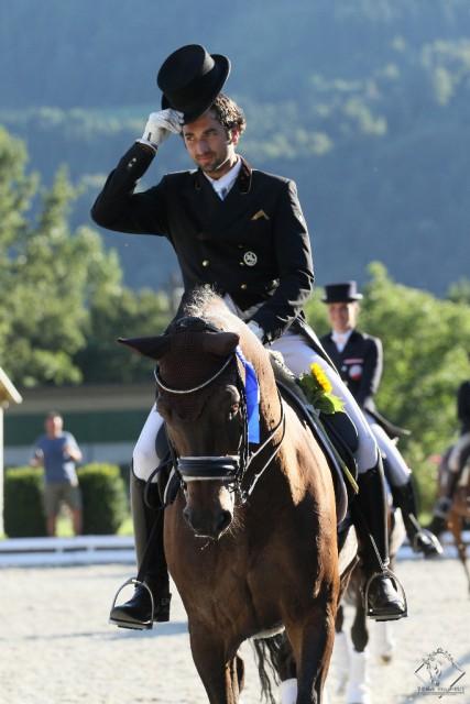 Die Dressurelite Österreichs kündigte sich bereits im Vorfeld für die Bundesmeisterschaften in Frohnleiten an. © Team Myrtill / Archiv