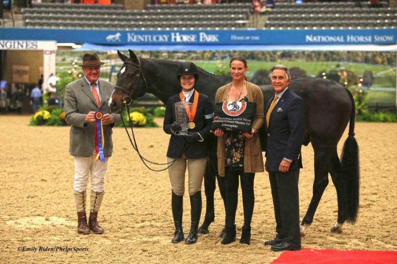 The 2016 CP National Horse Show returns to the Kentucky ...