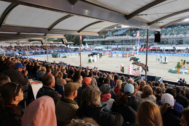 Full House in Wien! © LGCT / Stefano Grasso