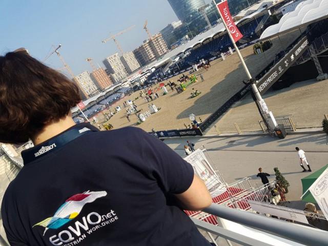 EQWO.net ist beim s.Oliver Vienna Masters für Euch vor Ort. © EQWO.net