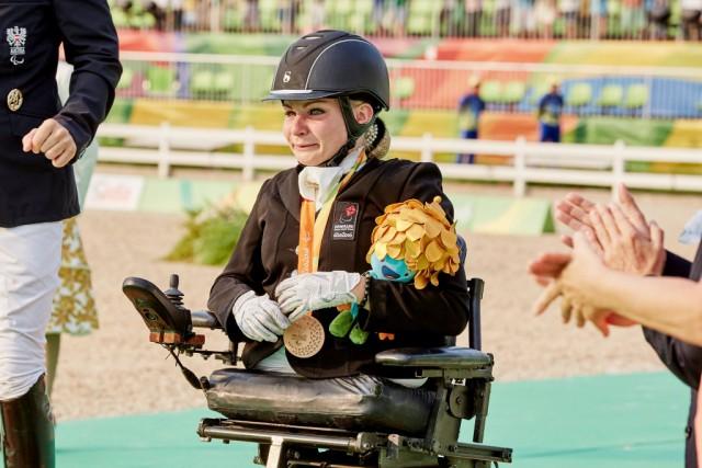 Bronze für Stinna Tange Karstrupp in Rio! Einfach überwältigend! © Liz Gregg / FEI photos