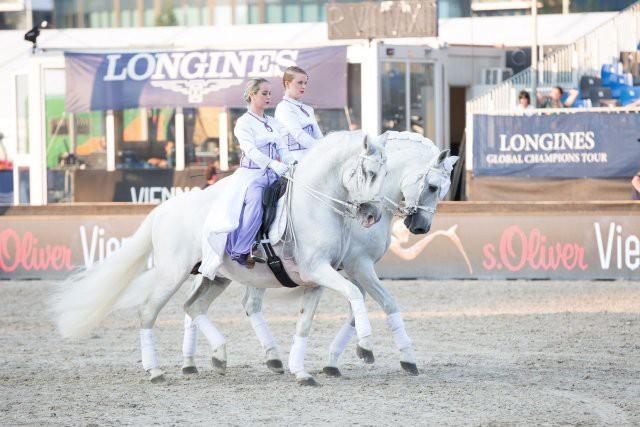 """""""Palast der Pferde"""" in Action. © Michael Graf"""
