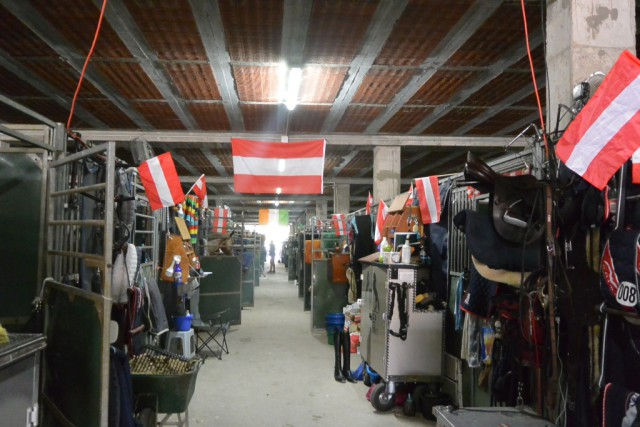 Österreich könnte nach der Absage vom kleinen Finale beim Furusiyya FEI Nations Cup™ Jumping Final in Barcelona Pech haben und Spanien den Vortritt in die Division 1 überlassen. © EQWOnet