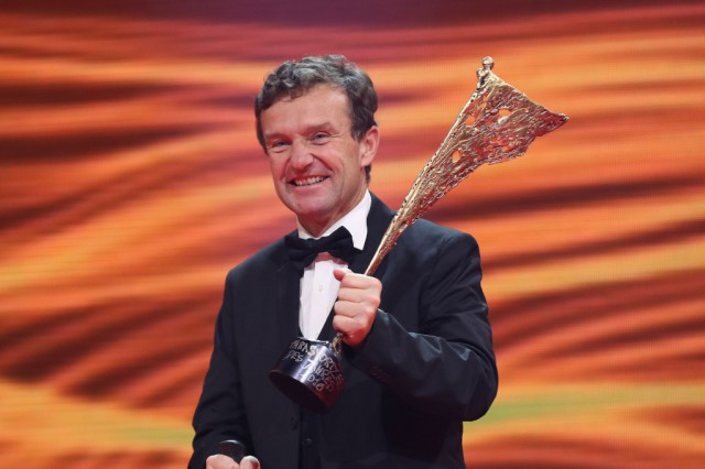 """Der Steirer Pepo Puch wurde im Rahmen der Lotterien-Gala """"Nacht des Sports"""" zum Parasportler des Jahres 2016 gewählt. © GEPA Pictures"""