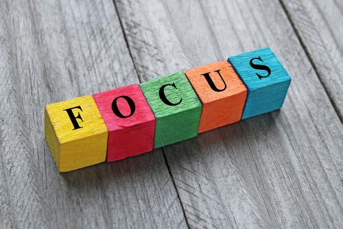 Sich richtig zu konzentrieren will gelernt sein. © Shutterstock / Chrupka