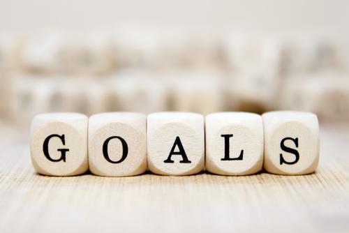 Der Weg ist das Ziel und das gut formulierte Ziel ist der Anfang! © Shutterstock / Typo Art BS