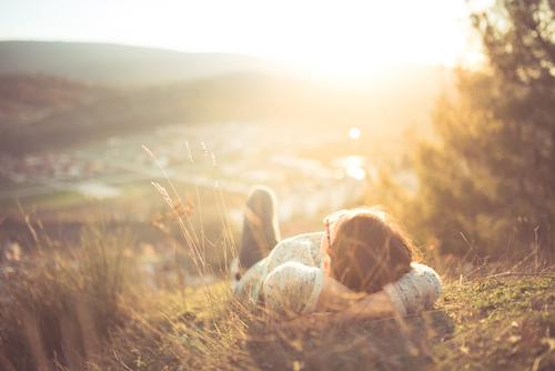 Nimm dir genügend Zeit um dir dein Ruhebild zu erschaffen. © Shutterstock / Eldar Nurkov