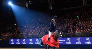 Daniel Deusser riding Equita van't Zorgvliet won The Olympia Grand Prix. © London Olympia Horse Show