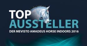 EQWO.net präsentier die Top Aussteller der Mevisto Amadeus Horse Indoors