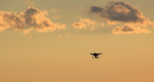 Drones are used to keep jockes from breaking the rules. © Noemi S Rivera / shutterstock