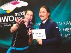 EQWOtv Interview mit Natalia Belova bei der Mevisto Amadeus Horse Indoors