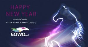 EQUESTRIAN WORLDWIDE - EQWO.net wünscht all seinen Lesern ein frohes, neues Jahr 2017!