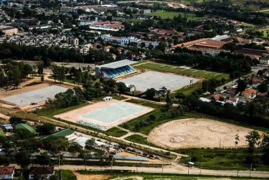 Der Deodoro Park in Rio de Janeiro wird geschlossen. © FEI