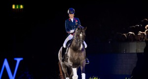 Charlotte Dujardin (GBR) und Valegro bei Olympia, The London International Horse Show. © Jon Stroud