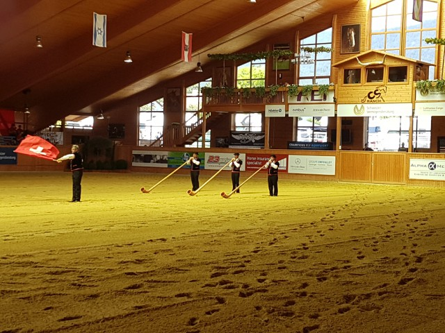 Sieben Reiter aus Großbritannien werden auf der CS Ranch in Givrins an den Start gehen. © EQWO.net / CM
