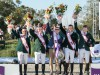 : Team Ireland won the second leg of the FEI Nations Cup™ Jumping 2017 series at Ocala (USA) today. L to R: Kevin Babington, Cian O'Connor, Chef d'Equipe Michael Blake, Richie Moloney and Shane Sweetnam. © Simon Stafford/FEI