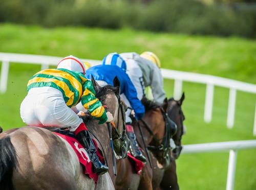 Sieger sind diszipliniert und strengen sich an. © Shutterstock / Gabriel2