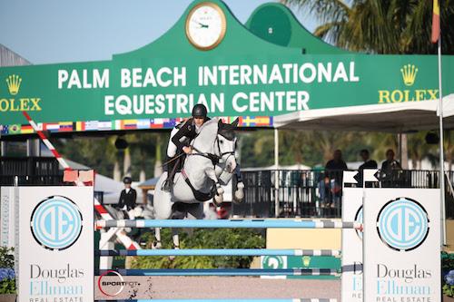 Kristen Vanderveen and Bull Run's Faustino de Tili. © Sportfot