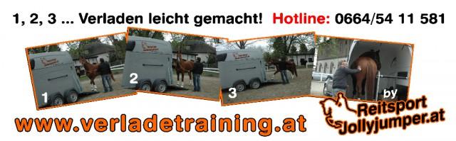 """Jochen Kölbel hilft seit Jahren erfolgreich """"Pferden mit Menschenproblemen beim Verladen"""". © Jolly Jumper"""