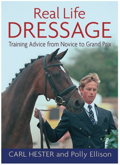 """Im Buch """"Real Life Dressage: Training Advice from Novice to Grand Prix"""" gibt Carl Hester Trainingstipps. © Kenilworth Press"""