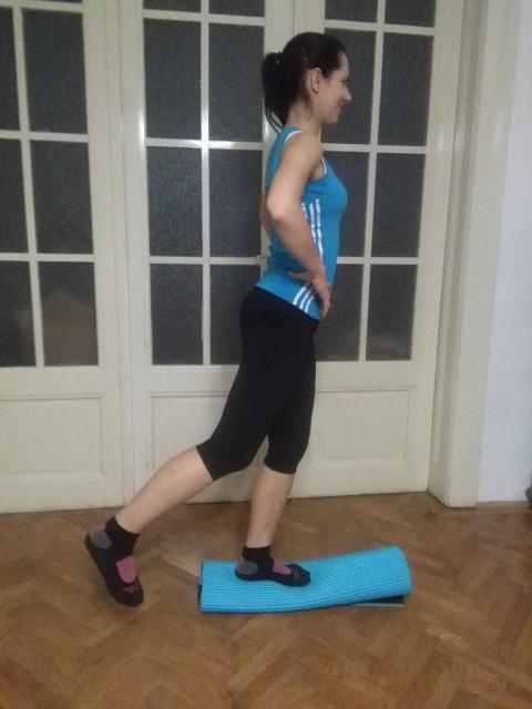 Beinkoordination ist für Reitsportler extrem wichtig. © fit 4 riding®