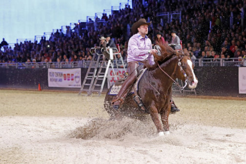 Platz drei im Böckmann-Reining-Cup für Grischa Ludwig. © Carola Steen