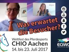 CHIO Aachen 2017 Interview mit Turnierleiter Frank Kempermann