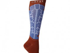 Ariat Western Boot Socks. © Ariat
